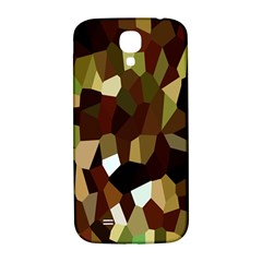 Crystallize Background Samsung Galaxy S4 I9500/i9505  Hardshell Back Case by Simbadda