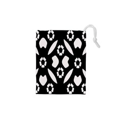 Abstract Background Pattern Drawstring Pouches (xs)  by Simbadda