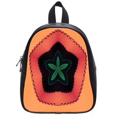 Fractal Flower School Bags (Small)