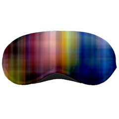 Colorful Abstract Background Sleeping Masks