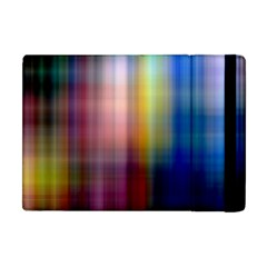 Colorful Abstract Background Apple Ipad Mini Flip Case by Simbadda