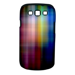 Colorful Abstract Background Samsung Galaxy S Iii Classic Hardshell Case (pc+silicone) by Simbadda