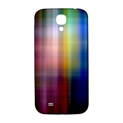 Colorful Abstract Background Samsung Galaxy S4 I9500/i9505  Hardshell Back Case by Simbadda