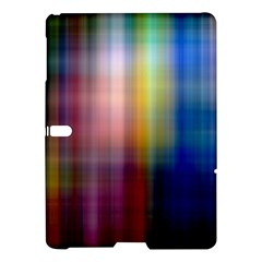 Colorful Abstract Background Samsung Galaxy Tab S (10 5 ) Hardshell Case  by Simbadda