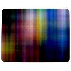 Colorful Abstract Background Jigsaw Puzzle Photo Stand (rectangular) by Simbadda