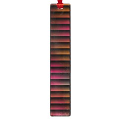 Colorful Venetian Blinds Effect Large Book Marks by Simbadda