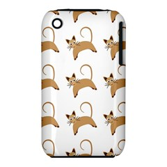 Cute Cats Seamless Wallpaper Background Pattern Iphone 3s/3gs by Simbadda