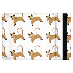 Cute Cats Seamless Wallpaper Background Pattern Ipad Air Flip by Simbadda