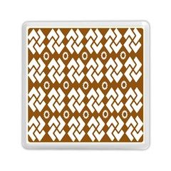 Art Abstract Background Pattern Memory Card Reader (square)