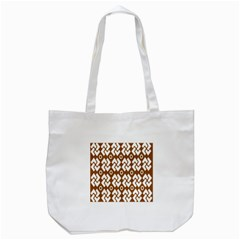Art Abstract Background Pattern Tote Bag (white)