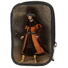 Count Vlad Dracula Compact Camera Cases by Valentinaart