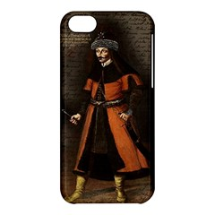 Count Vlad Dracula Apple Iphone 5c Hardshell Case by Valentinaart