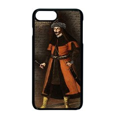 Count Vlad Dracula Apple Iphone 7 Plus Seamless Case (black) by Valentinaart