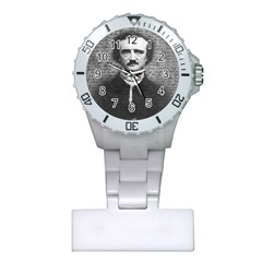 Edgar Allan Poe  Plastic Nurses Watch by Valentinaart