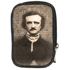 Edgar Allan Poe  Compact Camera Cases by Valentinaart