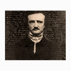Edgar Allan Poe  Small Glasses Cloth (2 Side)