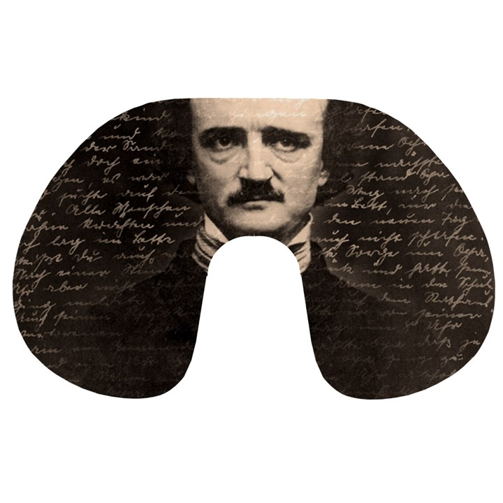 Edgar Allan Poe  Travel Neck Pillows
