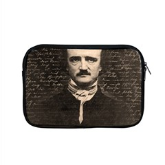 Edgar Allan Poe  Apple Macbook Pro 15  Zipper Case by Valentinaart