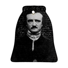 Edgar Allan Poe  Bell Ornament (two Sides)