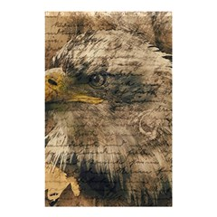 Vintage Eagle  Shower Curtain 48  X 72  (small)  by Valentinaart