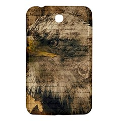 Vintage Eagle  Samsung Galaxy Tab 3 (7 ) P3200 Hardshell Case  by Valentinaart