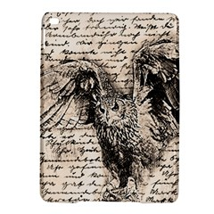 Vintage Owl Ipad Air 2 Hardshell Cases by Valentinaart