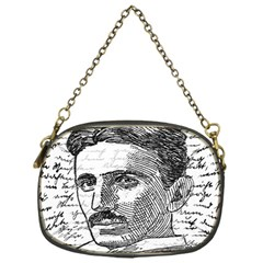 Nikola Tesla Chain Purses (one Side)