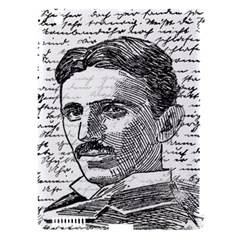 Nikola Tesla Apple Ipad 3/4 Hardshell Case (compatible With Smart Cover) by Valentinaart