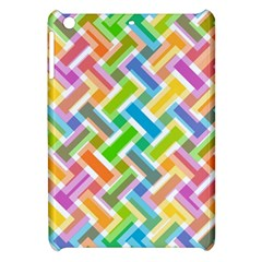 Abstract Pattern Colorful Wallpaper Apple Ipad Mini Hardshell Case by Simbadda