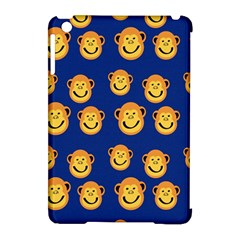 Monkeys Seamless Pattern Apple Ipad Mini Hardshell Case (compatible With Smart Cover)