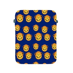 Monkeys Seamless Pattern Apple Ipad 2/3/4 Protective Soft Cases by Simbadda