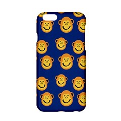 Monkeys Seamless Pattern Apple Iphone 6/6s Hardshell Case