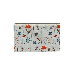 Seamless Floral Patterns  Cosmetic Bag (small)  by TastefulDesigns