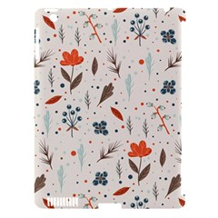 Seamless Floral Patterns  Apple Ipad 3/4 Hardshell Case (compatible With Smart Cover) by TastefulDesigns