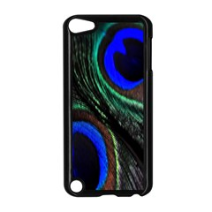 Peacock Feather Apple Ipod Touch 5 Case (black)