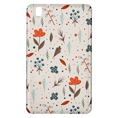 Seamless Floral Patterns  Samsung Galaxy Tab Pro 8 4 Hardshell Case by TastefulDesigns