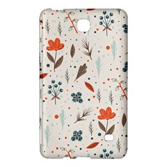Seamless Floral Patterns  Samsung Galaxy Tab 4 (8 ) Hardshell Case  by TastefulDesigns