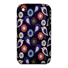 Cute Birds Pattern Iphone 3s/3gs