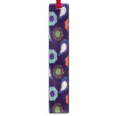 Cute Birds Pattern Large Book Marks by Simbadda