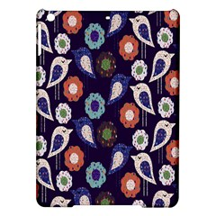 Cute Birds Pattern Ipad Air Hardshell Cases by Simbadda