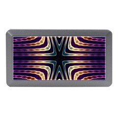 Colorful Seamless Vibrant Pattern Memory Card Reader (mini) by Simbadda