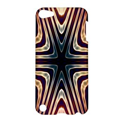 Colorful Seamless Vibrant Pattern Apple Ipod Touch 5 Hardshell Case by Simbadda