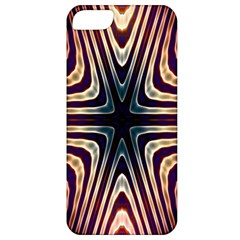 Colorful Seamless Vibrant Pattern Apple Iphone 5 Classic Hardshell Case by Simbadda