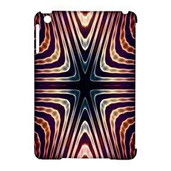 Colorful Seamless Vibrant Pattern Apple Ipad Mini Hardshell Case (compatible With Smart Cover) by Simbadda
