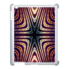 Colorful Seamless Vibrant Pattern Apple Ipad 3/4 Case (white) by Simbadda