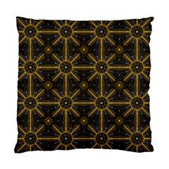 Seamless Symmetry Pattern Standard Cushion Case (two Sides) by Simbadda