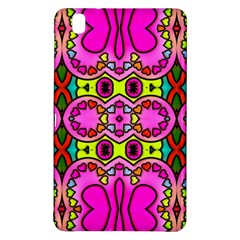 Love Hearths Colourful Abstract Background Design Samsung Galaxy Tab Pro 8 4 Hardshell Case by Simbadda