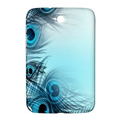 Feathery Background Samsung Galaxy Note 8 0 N5100 Hardshell Case