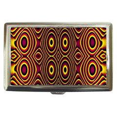 Vibrant Pattern Cigarette Money Cases by Simbadda