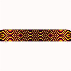Vibrant Pattern Small Bar Mats by Simbadda